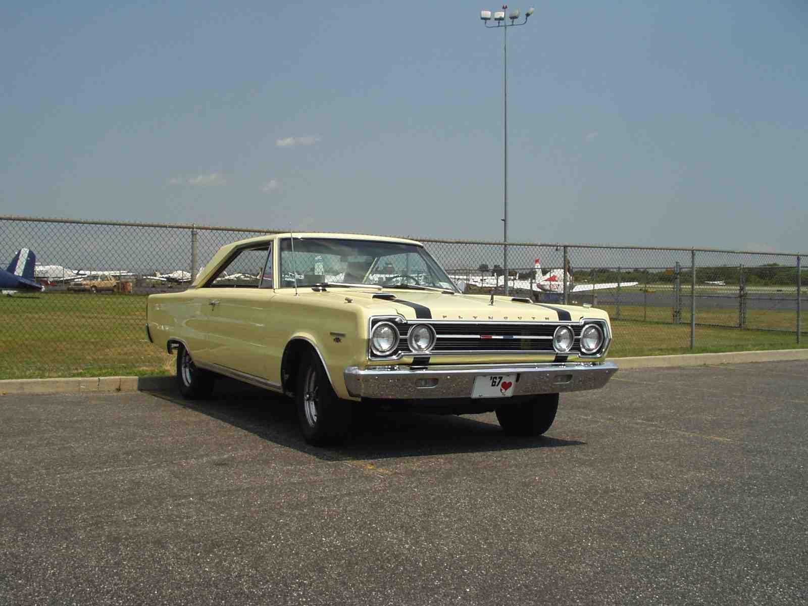 John G's 1967 GTX