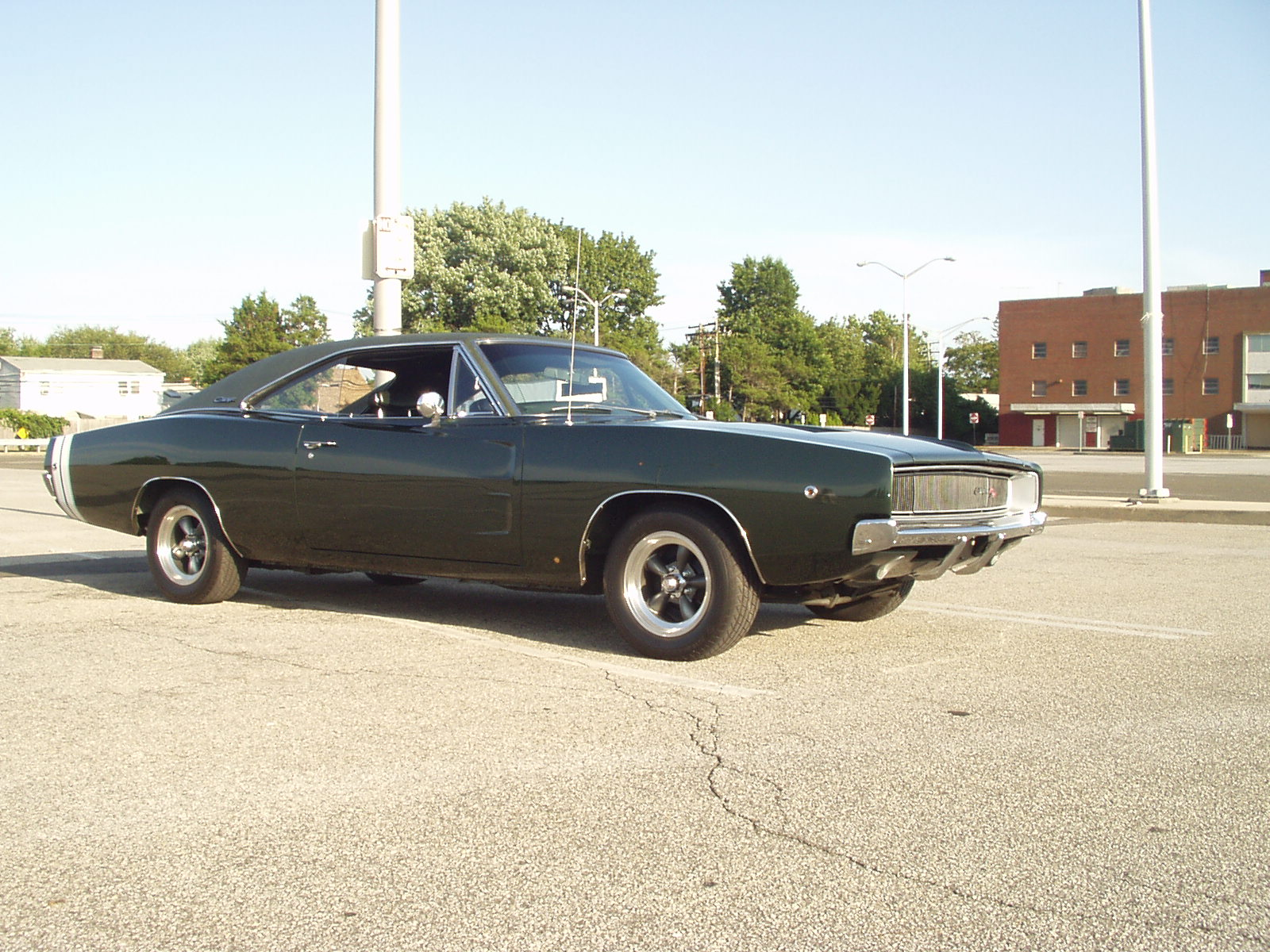 Ray C's 1968 Charger R/T