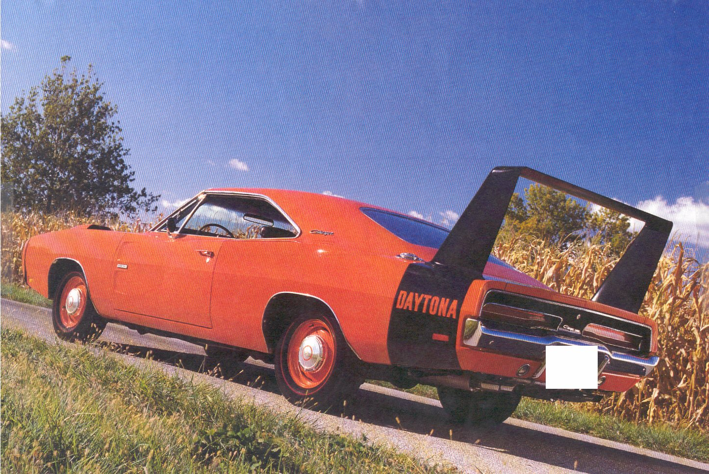 Peter's 1971 Dodge Charger R/T